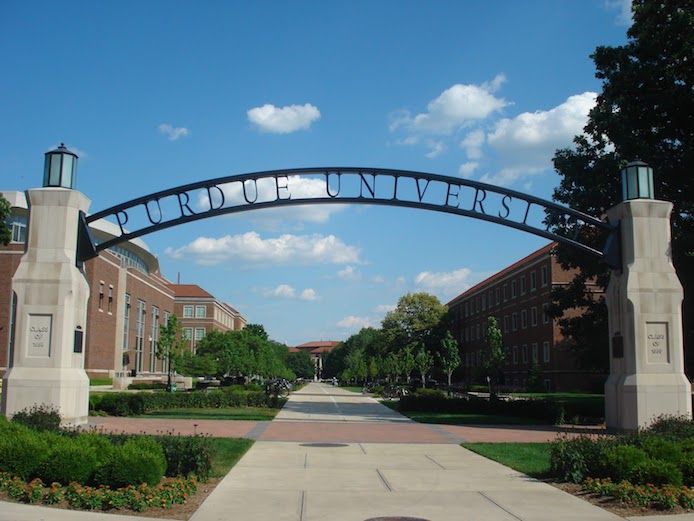Computer Science Purdue University admissions