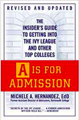 A is for Admission - college applicant holiday gift guide
