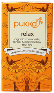 pukka tea - stressed student holiday gift guide