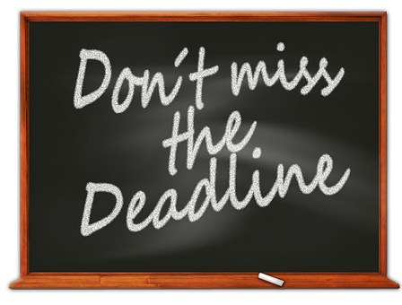 transfer application deadline