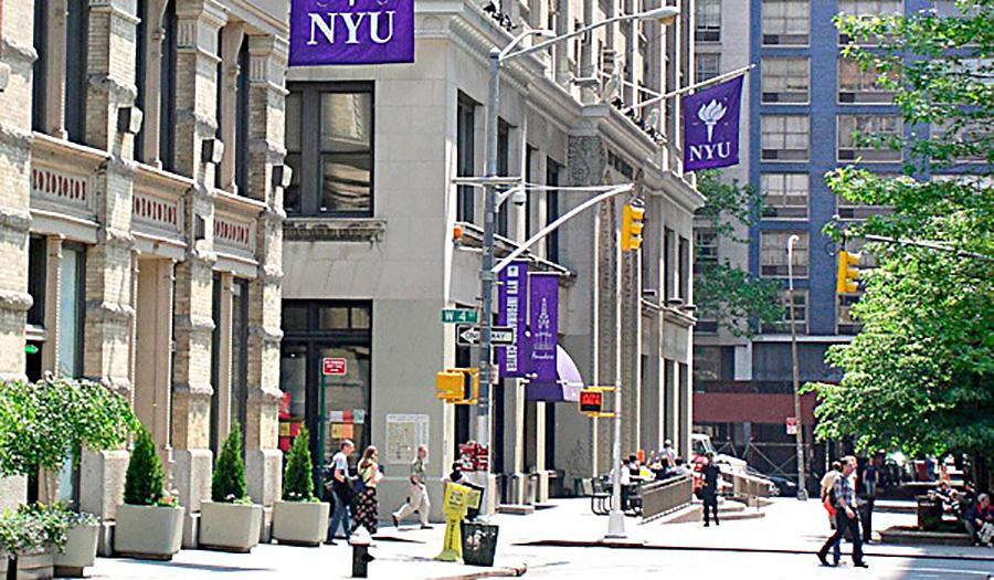 NYU admissions new york university
