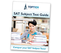 sat subject test guide