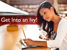 top tips for getting into an Ivy League college