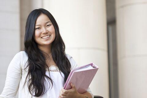 Standardized Test Tutoring student