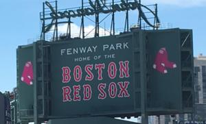 boston college tour fenway