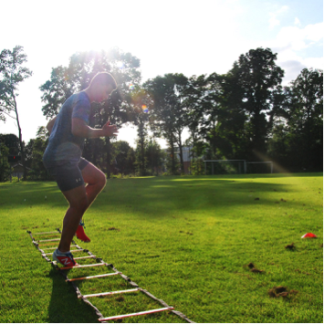 college student fitness holiday gift guide agility ladder