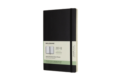 Moleskin Planner - college student holiday gift