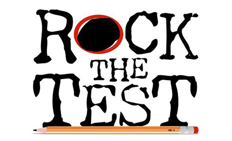 rock the SAT subject test