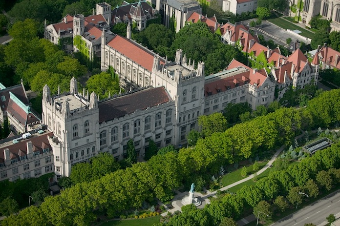 U Chicago admissions drops SAT and ACT