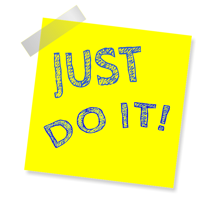 Stop Procrastination - Just Do It