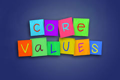 top colleges core values