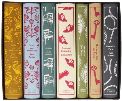 graduation gifts Jane Austen books collection