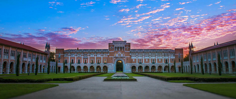 rice university admissions