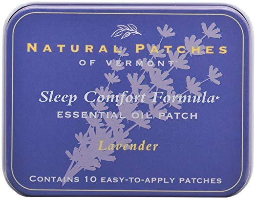 Lavender Essential Oil Patches sleep