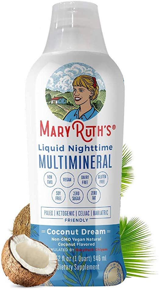 Liquid Multimineral Sleep