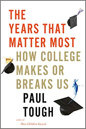The Years That Matter Most - College Makes or Breaks