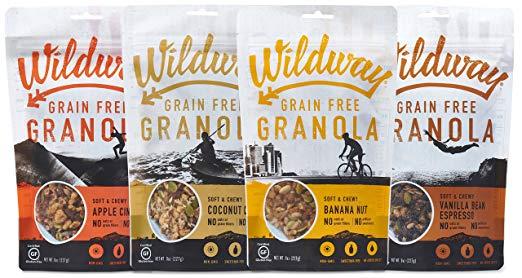 Wildway Healthy Granola