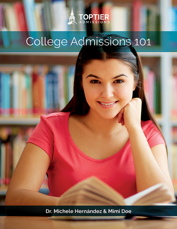 tta college admissions 101 download