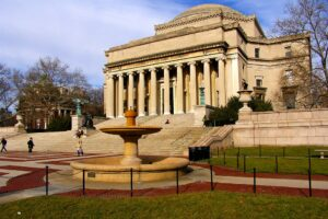 columbia university admissions