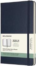 Moleskine 18 Month 2020-2021 Weekly Planner