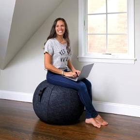 pilates stability ball