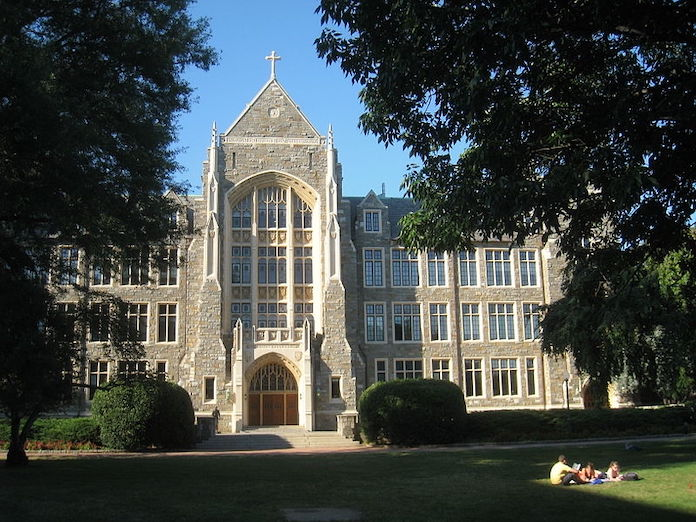 Georgetown University Admissions